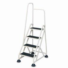 Cramer 4-Step Stop-Step Handrail Step Stool