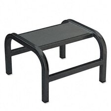 <strong>Cramer Industries, Inc.</strong> Pal Aluminum Step Stool, 14w x 14d x 9h, Black