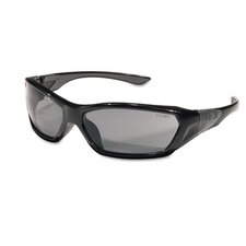 Forceflex Safety Glasses, Gray Lens