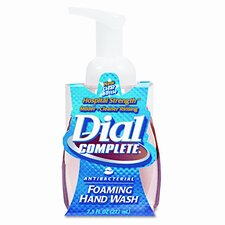 Complete Foaming Hand Wash, Liquid, Fresh Scent, 7.5 Oz Pump Bottle