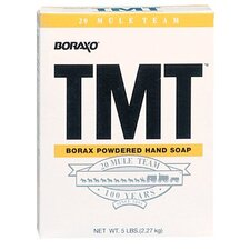 Dial - Tmt Powdered Hand Soaps 5 Lb Tmt Powdered Hand Soap: 234-02561 - 5 lb tmt powdered hand soap