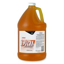 Liquid Soap, Removes Dirt and Kills Germs, 1 Gallon
