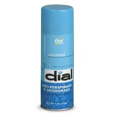 Unscented Anti-Perspirant and Deodorant Aerosol