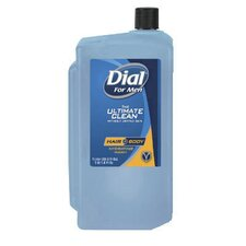 For Men Hair and Body Hydrating Wash - 1 Liter