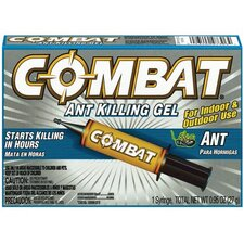 Combat Ant Killing Gel Syringe (Set of 12)