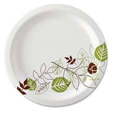 Dixie Ultra® Pathways Heavyweight Paper Plate (500 Per Carton)