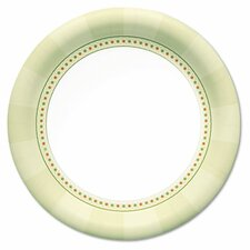 <strong>Dixie</strong> Ultra Pathways Heavyweight Paper Plates, Wisesize, 500/Carton