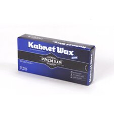 Kabnet Wax Dry Waxed Patty Paper Sheets in White