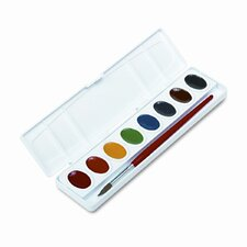 Prang Professional Watercolors Oval Pans