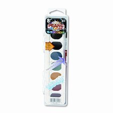 Prang Washable Watercolors (Set of 8)