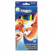 <strong>Dixon®</strong> Prang Prang Colored Wood Pencil (Set of 12)