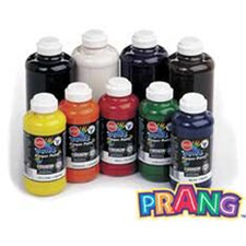 <strong>Dixon®</strong> Prang Washable Finger Paint 16 Oz - Red