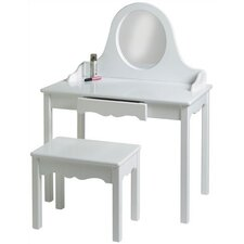 "30"" Vanity and Bench Set"