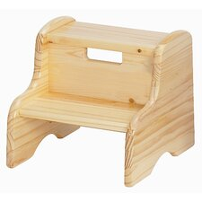 <strong>Little Colorado</strong> Kid's Step Stool in Natural