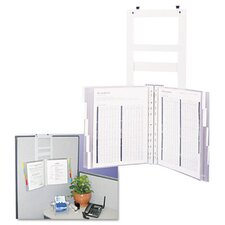<strong>Durable Office Products Corp.</strong> Sherpa Expandable Desk System, 10 Panels, 10 X 5 5/8 X 13 7/8