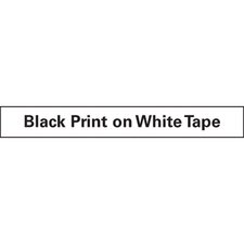 "D2 Tape Cassette for Labelmakers 9000, 6000, Pc-10, 0.5"" x 32'"
