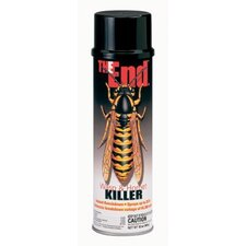 The End.™ Insecticides - the end wasp and hornetspray 20 oz. aerosol