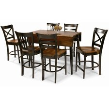 Uptown 7 Piece Dining Set