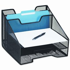 <strong>Eldon®</strong> Rolodex Combination Sorter, 5 Sections, Mesh