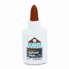 Washable School Glue Liquid, 1.25 Oz
