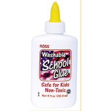 Ross School Glue 4 Oz.