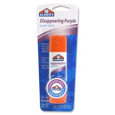 Glue Stick .77 oz., Purple Dries Clear (Set of 10)