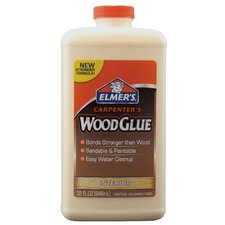<strong>Elmer's Products Inc</strong> 1 Quart Carpenter's Interior Wood Glue E7040