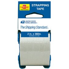 "2"" X 360"" Strapping Tape With Palmguard® Dispenser 83716"