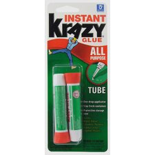2 Count Instant Krazy Glue® All Purpose Tube KG517