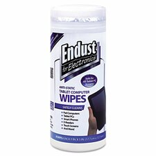 Electronics Tablet and Laptop Cleaning Wipes