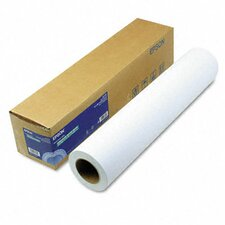 "Enhanced Matte Photo Paper, 24"" x 100', Roll"