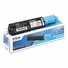 S050189 (S050193) Toner Cartridge, High-Yield, Cyan