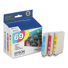 <strong>Epson America Inc.</strong> T069520 Ink, 3/Pack