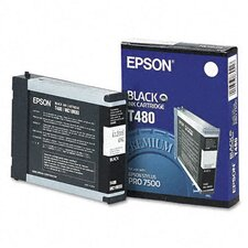 T480011 Ink Cartridge, Black