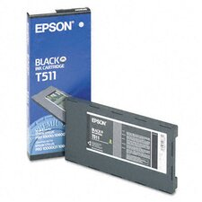 T511011 (T511201) Archival Ink Cartridge, Black
