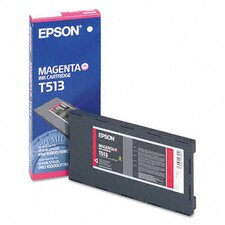 T513011 (T513201) Archival Ink Cartridge, Magenta