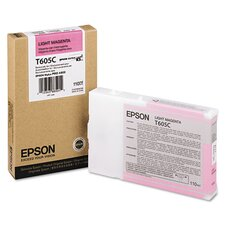 T605C00 Inkjet Cartridge, Light Magenta
