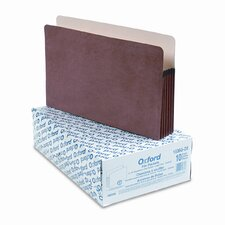 Expansion File Pocket, Legal, 10/Box