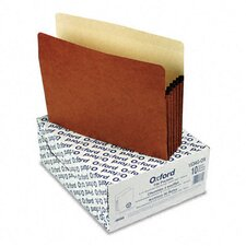 Expansion File Pocket, Letter, 10/Box