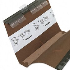 "<strong>Esselte Pendaflex Corporation</strong> Ready-Tab Ready-Tab Lift Tab 2"" Capacity Hanging Folders, Legal, 20/Box"