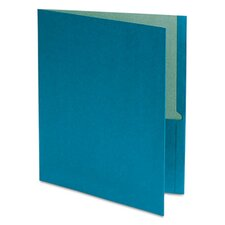 <strong>Esselte Pendaflex Corporation</strong> Earthwise By Oxford Earthwise 100% Recycled Paper Twin-Pocket Portfolio