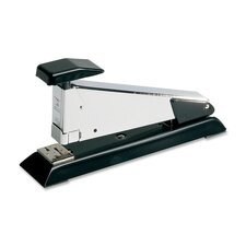 Rapid Classic K2 High Capacity Desktop Stapler, 50 Sheet Capacity, Chrome/Black