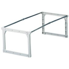 "Folder Frames, Fits Drawers 24""-27"", 2/BX, Gray"