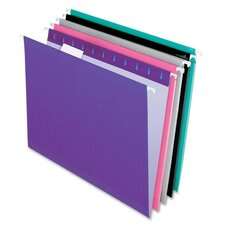 <strong>Esselte Pendaflex Corporation</strong> Reinforced Hanging Folders, Letter, 25/Box