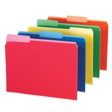 <strong>Esselte Pendaflex Corporation</strong> Interior File Folders, 1/3 Cut Top Tab, Legal, 100/Box