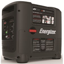 Energizer 2200W Portable Inverter Generator with Manual Recoil Start