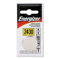 <strong>Energizer®</strong> Ecr2430Bp Watch/Calculator Battery