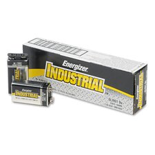 Industrial 9V Alkaline Batteries