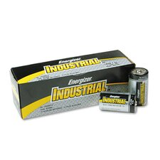 Industrial D Alkaline Batteries