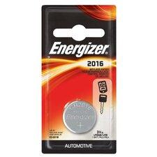 3 Volt 2016 Lithium Battery